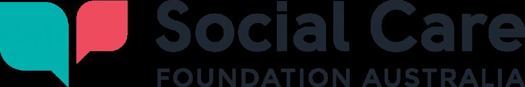 Social Care logo, Social Care Foundation Australia logo