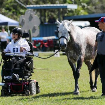McIntyre Centre at Moggill Pony Club Grounds - Disability Action Week - used with permission