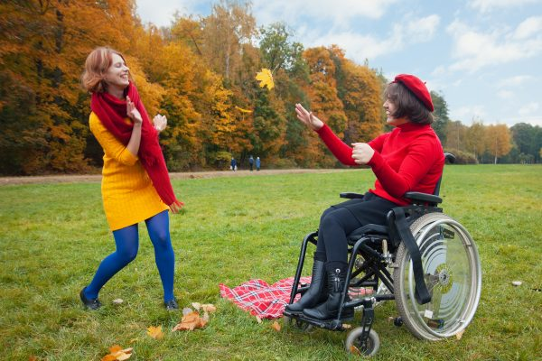 Living with a disability: 5 things it doesn't mean - Social Care - disability stereotypes