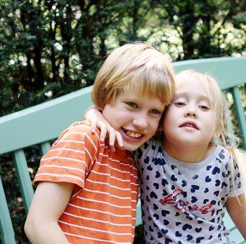 Autism - happy children