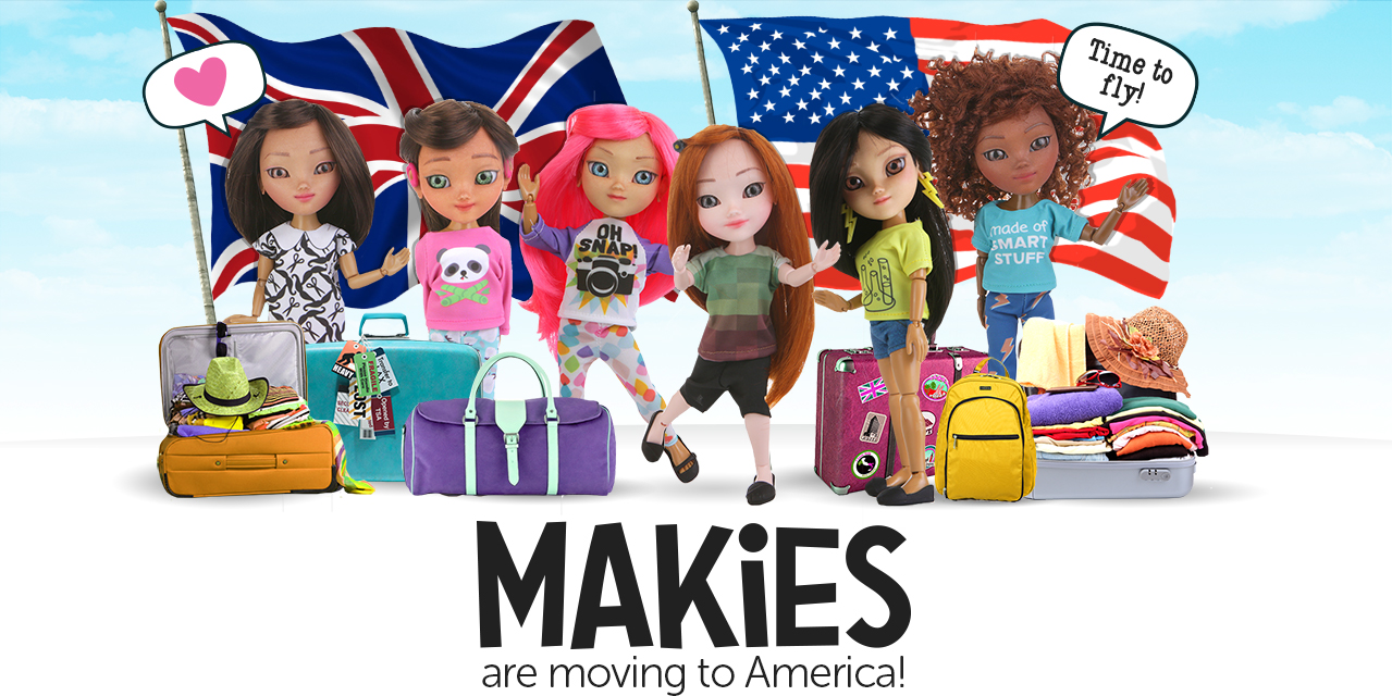 Makies, MakieLab, Social Care, Dolls with Disabilities, Inclusive Toys